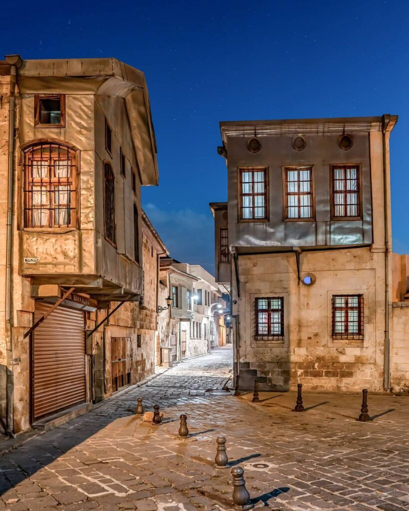 gaziantep old houses