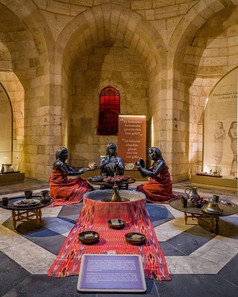 gaziantep hamam museum