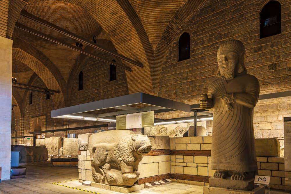 Museum of Anatolian Civilizations Ankara