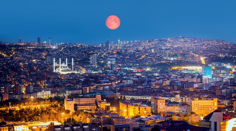 A view from Ankara