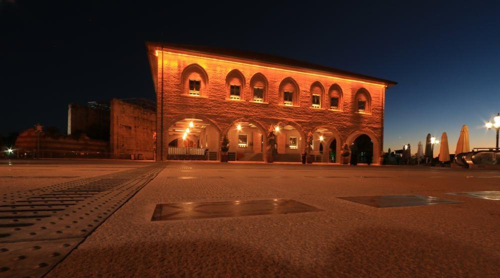 Haci Bayram Veli Mosque