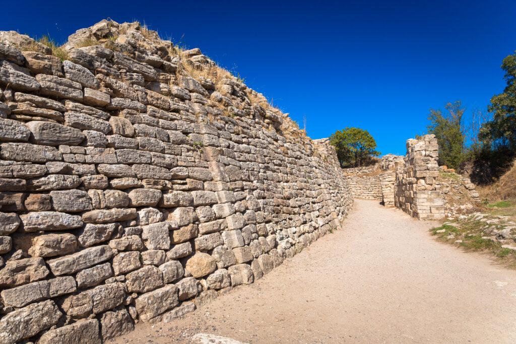 ancient troy gallipoli