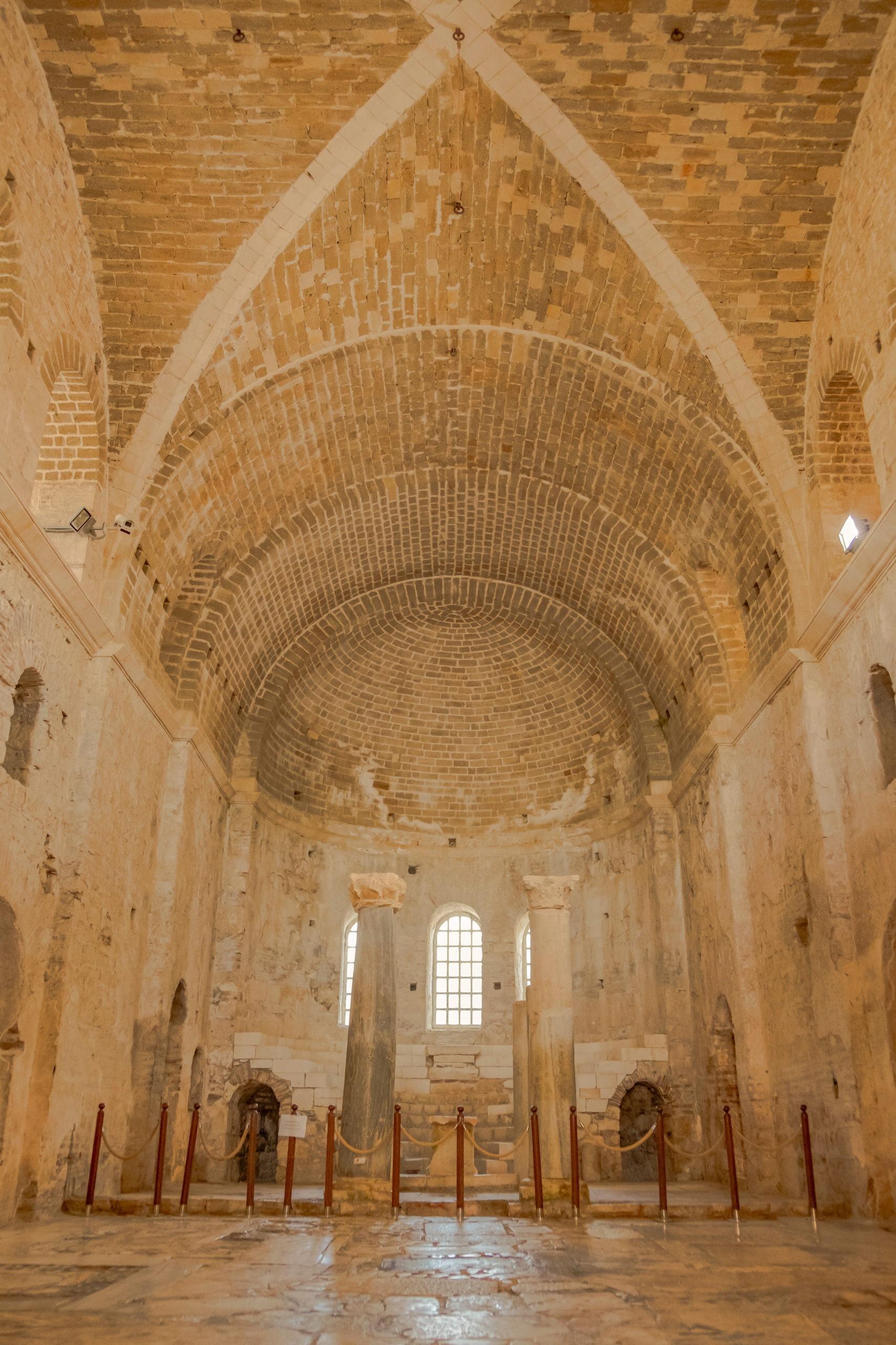 Saint Nicholas (Santa Claus) Church in Demre Myra