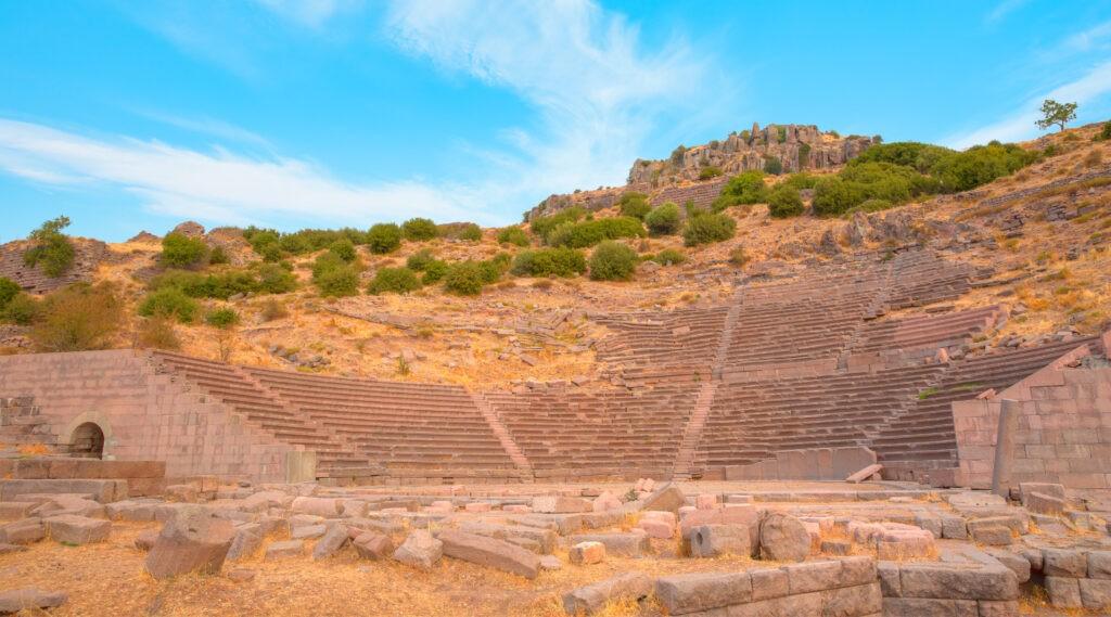 athena temple assos