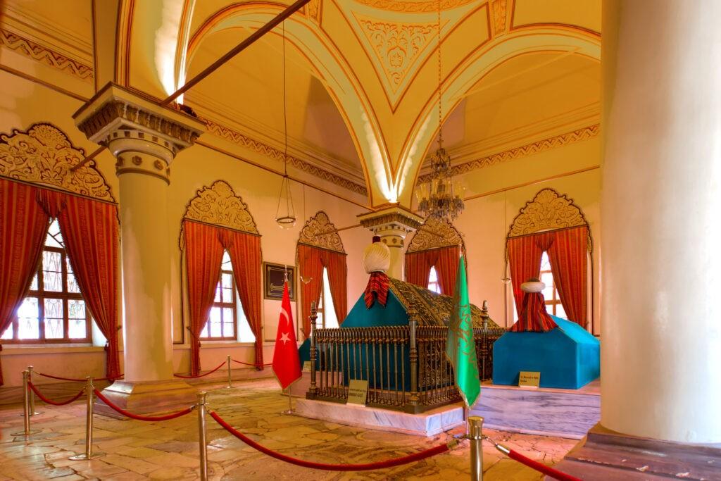 osmangazi orhangazi tombs