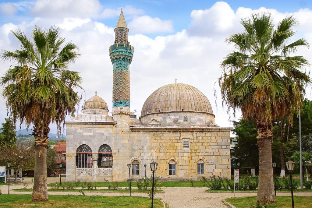 green mosque bursa