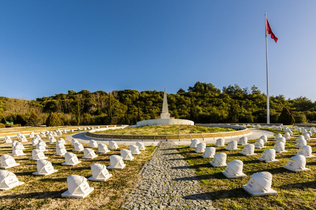 lone pine australian memorial