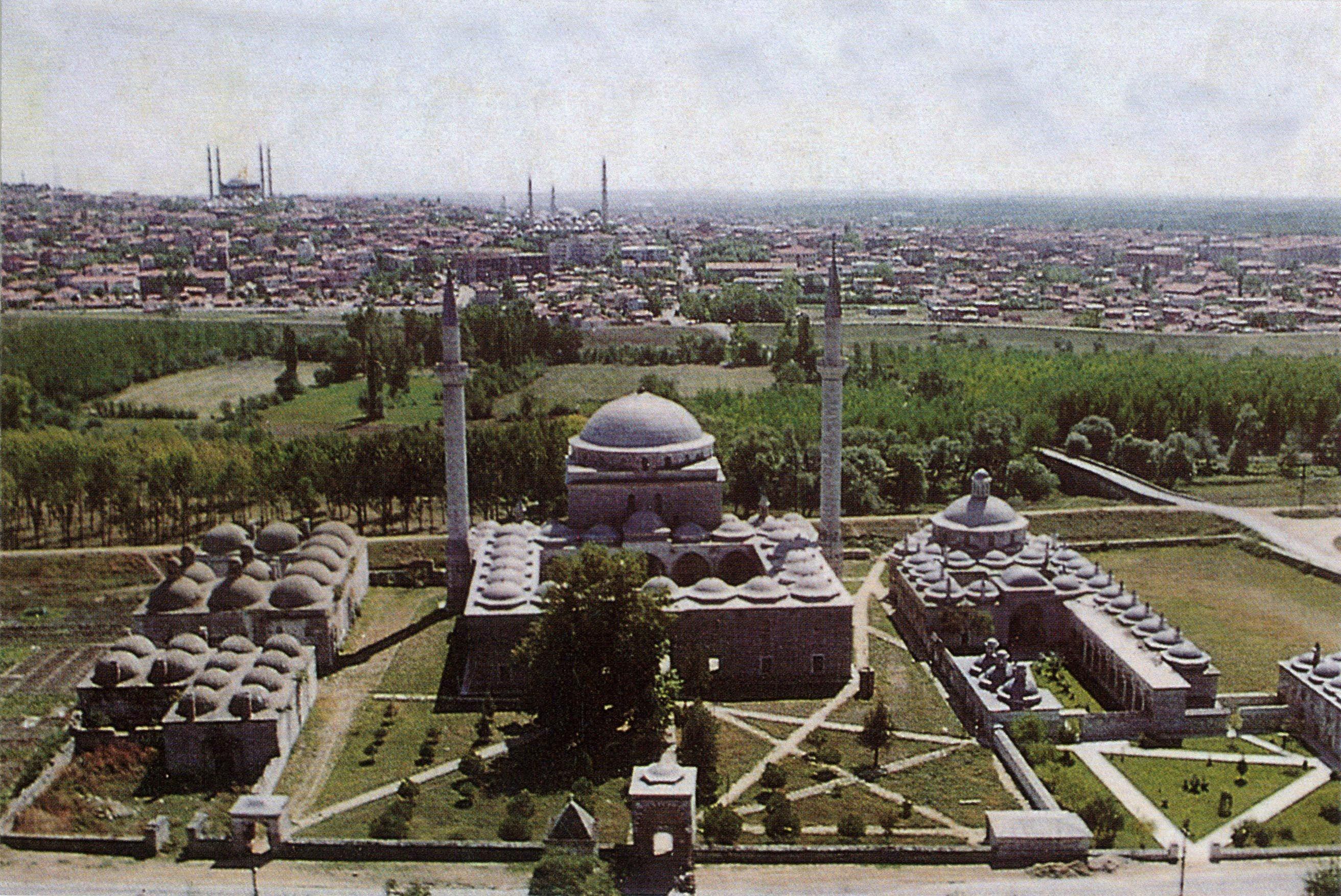 II. Beyazid Complex and Hospital