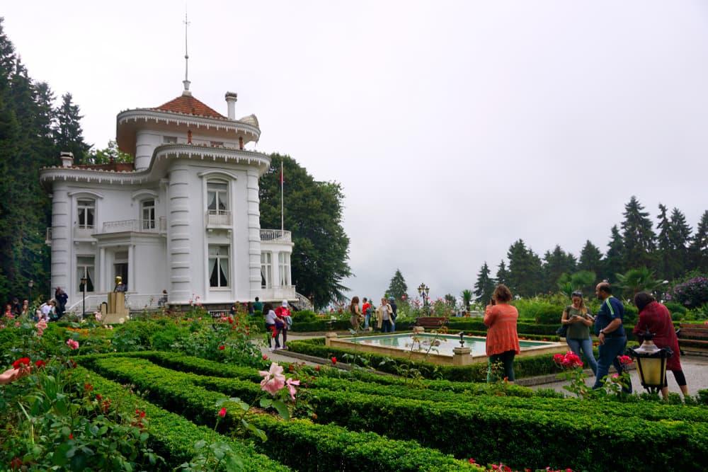 Ataturk Museum Mansion
