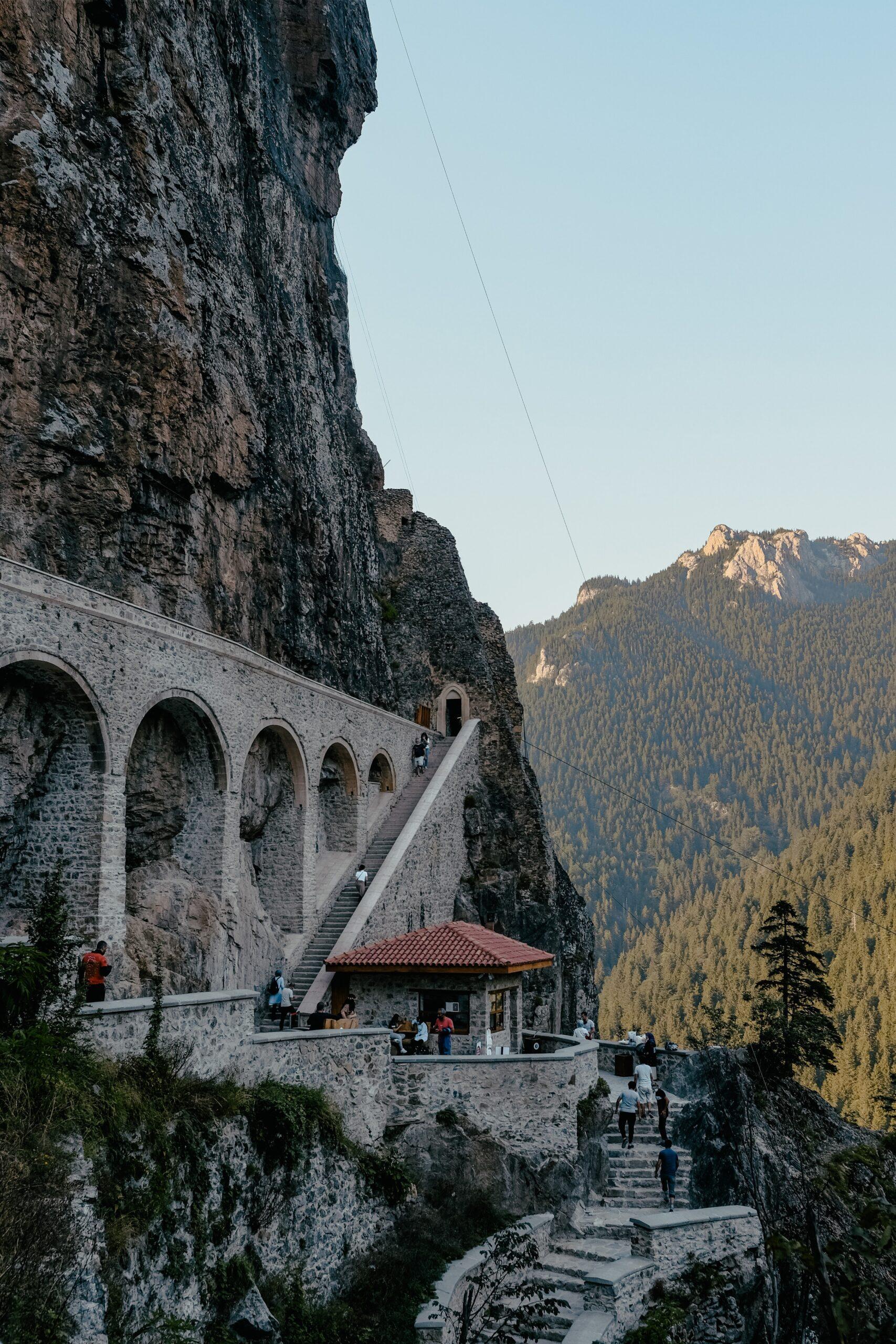 sumea monastery trabzon