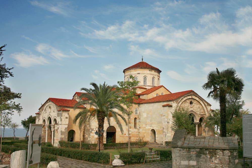 Hagia Sophia Museum Trabzon