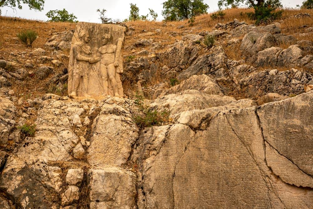 Arsemia Ancient City